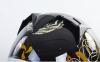 Мотошлем интеграл (full face) со съемным утеплителем Tanked Racing T112-7 (ABS, размер L-XL-58-62, черный-белый-золотой) 3