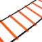 Координационная лестница дорожка для тренировки скорости 6м (12 перекладин) C-4606 (6мx0,52мx2мм, цвета в ассортименте) 6