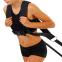 Сани тренировочные для кроссфита+петли Zelart QT1002A ECONOMY SLED (металл, основание р-р 56х44см, h-80см) 5