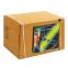 Сани тренировочные для кроссфита+петли Zelart QT1002A ECONOMY SLED (металл, основание р-р 56х44см, h-80см) 8