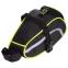 Сумка на раму велосипеда SP-Sport TQ-2599 черный-салатовый 0