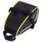 Сумка на раму велосипеда SP-Sport TQ-2599 черный-салатовый 5