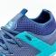 Бутсы футбольная обувь с носком 181239-3 CYAN/NAVY размер 40-45 синий-темно-синий 7
