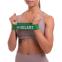 Лента сопротивления LOOP BANDS Zelart FI-8228-4 (латекс, размер 500x50,8x0,9мм, жесткость М, зеленый) 2