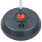 Груша скоростная напольная водоналивная с чехлом MAXXMMA RAB04 Advanced Speed Adjustable Freestanding Reflex Bag (PVC, резина, пластик, груша h-132-16 6