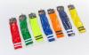 Гетры футбольные мужские CO-3256 (носок-махра, хлопок, верх-нейлон, размер 40-45, цвета в ассортименте) 1