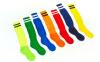 Гетры футбольные мужские CO-3256 (носок-махра, хлопок, верх-нейлон, размер 40-45, цвета в ассортименте) 2