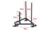 Сани тренировочные силовые для кроссфита Zelart CF6236-F-931 + подарок 5