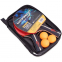 Набор для настольного тенниса 2 ракетки, 3 мяча с чехлом WEINIXUN MT-2103 (древесина, резина, пластик) 5