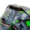 Мотошлем интеграл (full face) Tanked Racing T270 (ABS, размер L-XXL-58-64, черный-салатовый) 8