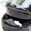 Мотошлем интеграл (full face) Tanked Racing T270 (ABS, размер L-XXL-58-64, черный-салатовый) 9