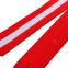 Пояс для кимоно двухцветный SP-Planeta красный-белый-красный BO-7264 (хлопок, размер 00-5, длина 220-280см) 1