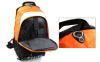 Моторюкзак с местом под питьевую систему KTM MS-5021 черный-оранжевый 1
