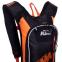 Моторюкзак с питьевой системой KTM MS-5122-KO (PL, р-р 49х16х8см, черный-оранжевый) 4