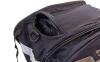 Мотосумка (2 кофра текстильных) SCOYCO MB15-2 (PL, р-р 30х41х25см, черный-серый) 11