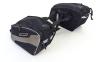 Мотосумка (2 кофра текстильных) SCOYCO MB15-2 (PL, р-р 30х41х25см, черный-серый) 16
