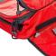 Сумка на бак мотоцикла SCOYCO MB09 красный-черный 6