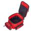 Мотосумка на бак SCOYCO MB09 на магнитах (PL, р-р 32х37х20см, черный, красный) 4