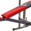 Скамья атлетическая с приставкой Скотта Zelart BH2050 (металл,PVC,р-р 176x121x93см,вес польз. до 100кг)уп. в 1 ящ. 3