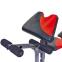 Скамья атлетическая с приставкой Скотта Zelart BH2050 (металл,PVC,р-р 176x121x93см,вес польз. до 100кг)уп. в 1 ящ. 4