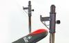 Скамья атлетическая с приставкой Скотта Zelart BH2050 (металл,PVC,р-р 176x121x93см,вес польз. до 100кг)уп. в 1 ящ. 5