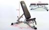 Скамья для жима регулируемая Zelart AF4001 (металл, PVC, р-р 135x67x115см, вес польз. до 100кг) 7