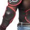 Моточерепаха мотозащита FOX MS-4826 (PL, пластик, сетчатая ткань, р-р L-XXXL (RUS-46-54), черный-красный) 4