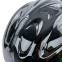 Шлем горнолыжный с механизмом регулировки MOON MS-2947-S (ABS, p-p S-53-55, черный-золотой) 3