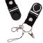 Шнурок для ключей, телефона AGV M-4559-26 (эластичная, растяг. резина l-50см, черный) 1