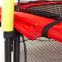 Батут с защитной сеткой детский C-B7105  (металл, PVC, пластик, d-138см, h-180см) 3
