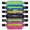 Ремень-сумка спортивная (поясная) для бега и велопрогулки C-0329  (PVC, цвета в ассортименте) 4