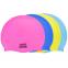 Шапочка для плавания MadWave LIGHT M053503 (силикон, цвета в ассортименте) 13
