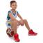 Форма баскетбольная детская Lingo LD-8095T 4XS-M цвета в ассортименте 20