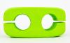 Колобашка для плавания MadWave CORE ALIGNMENT M072701 (EVA, р-р 26x13x14,5см, зеленый) 1