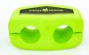 Колобашка для плавания MadWave CORE ALIGNMENT M072701 (EVA, р-р 26x13x14,5см, зеленый) 2