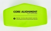 Колобашка для плавания MadWave CORE ALIGNMENT M072701 (EVA, р-р 26x13x14,5см, зеленый) 5