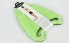 Доска для плавания MadWave UPWAVE M072801 (EVA, р-р 39x32см, черный-зеленый) 10