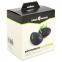 Лопатки для плавания круглые MadWave EGG TRAINER M074301 (полипропилен, силикон, р-р 15,5x11см, черный) 2