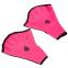 Перчатки для аквафитнеса MadWave M074603 S-L розовый-черный 0