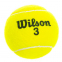 Мяч для большого тенниса WILSON (4шт) T1130 AUSTRALIAN OPEN (в вакуумной упаковке, салатовый) 2