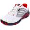 Кроссовки теннисные WILSON Tour Vision WRS981700-42 размер 41-44 EUR-42-45 белый-черный, черный-красный 1