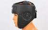 Шлем боксерский открытый с усиленной защитой макушки Кожвинил BOXER 2030-4 (р-р M-XL, черный) 1