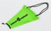 Парашют тормозной для плавания с функцией автоматического раскрытия MadWave DRAG BAG M077605 (PL, латекс, EVA, нейлон, PP, зеленый) 3