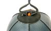 Груша пневматическая Круглая на растяжках EVERLAST 4223 (верх-PU, латекс. камера,  d-20см, черный-серый) 5