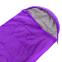 Спальный мешок одеяло с капюшоном TY-0561 (PL,хлопок, 1000г на м2, р-р 210x70см,  t+10 до -10, цвета в ассортименте) 8