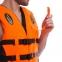 Жилет спасательный взрослый DL-09 (EVA, ремни-PL, р-р M-3XL, цвета в ассортименте ) 2