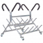 Подставка (стойка) для штанг фитнес памп Zelart RK4060E (металл, р-р 130х116х119cм) 1