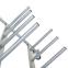 Подставка (стойка) для штанг фитнес памп Zelart RK4060E (металл, р-р 130х116х119cм) 5