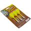Дротики для игры в дартс цилиндрические магнитные 3шт BL-M302 (латунь, пластик, цвета в ассортименте) 0