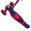 Самокат с наклоном руля MICMAX MG-09D цвета в ассортименте (3-х кол, PU светящ. d-12см, h-см, р-р платф. 55x72см, макс.вес пользователя 50кг) 15